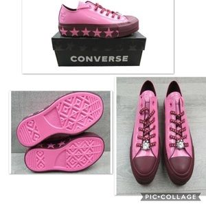 Converse Miley Cyrus Sneakers Size 8